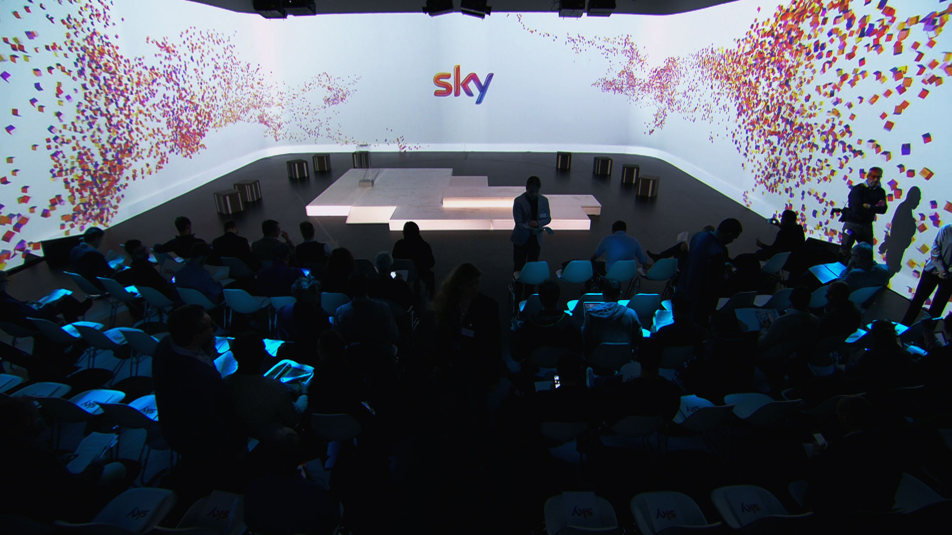 Presentazione Stampa Sky Q