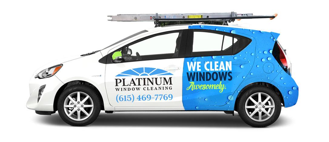 Platinum Window Cleaning Nashville Window Washing