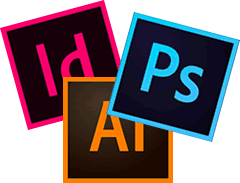 Adobe tools icons