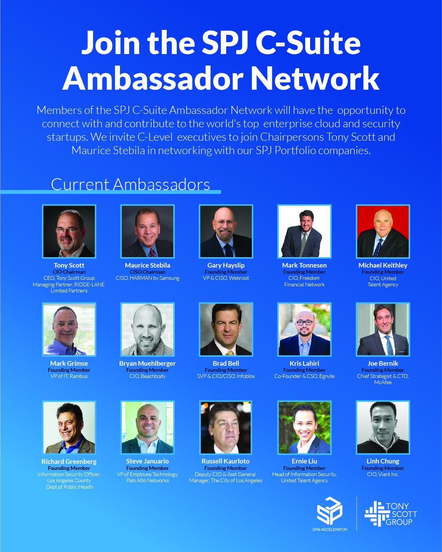 SPJ C-Suite Ambassador Network
