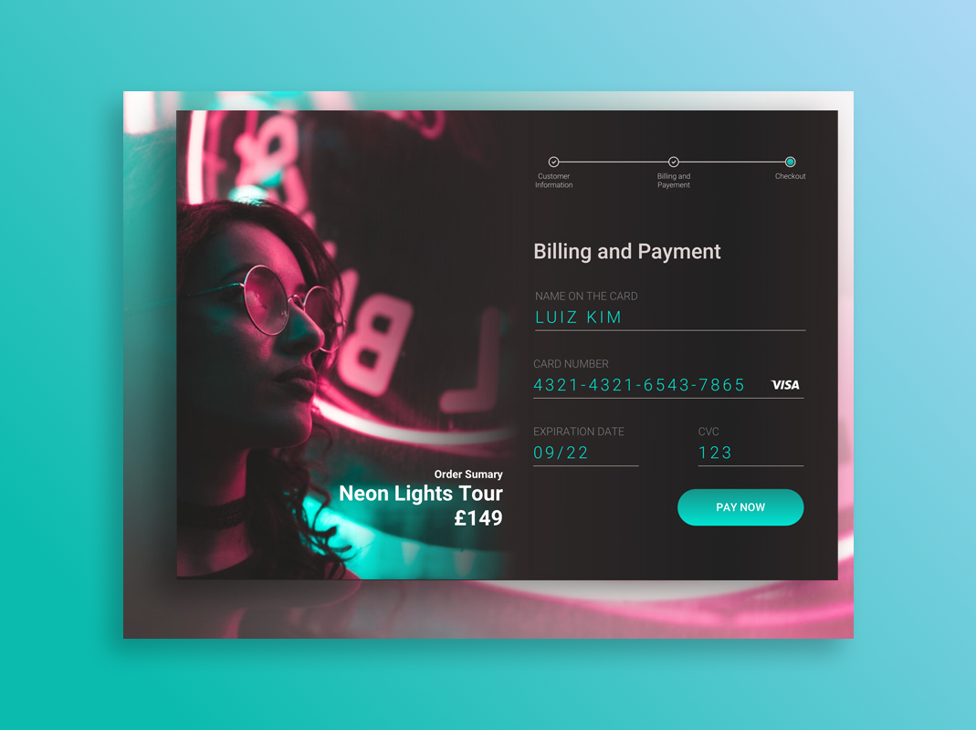 Payment User Flow