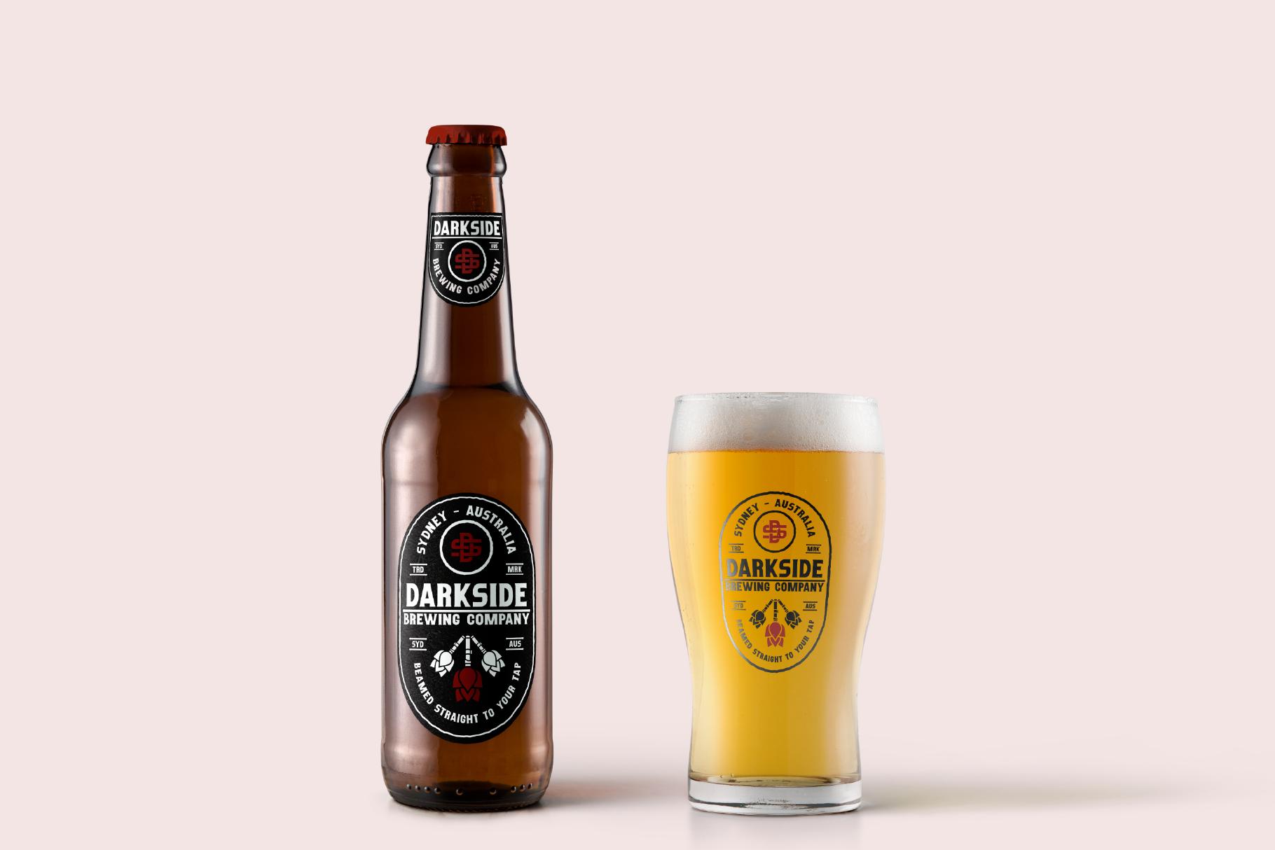 Logo Design Brewing company