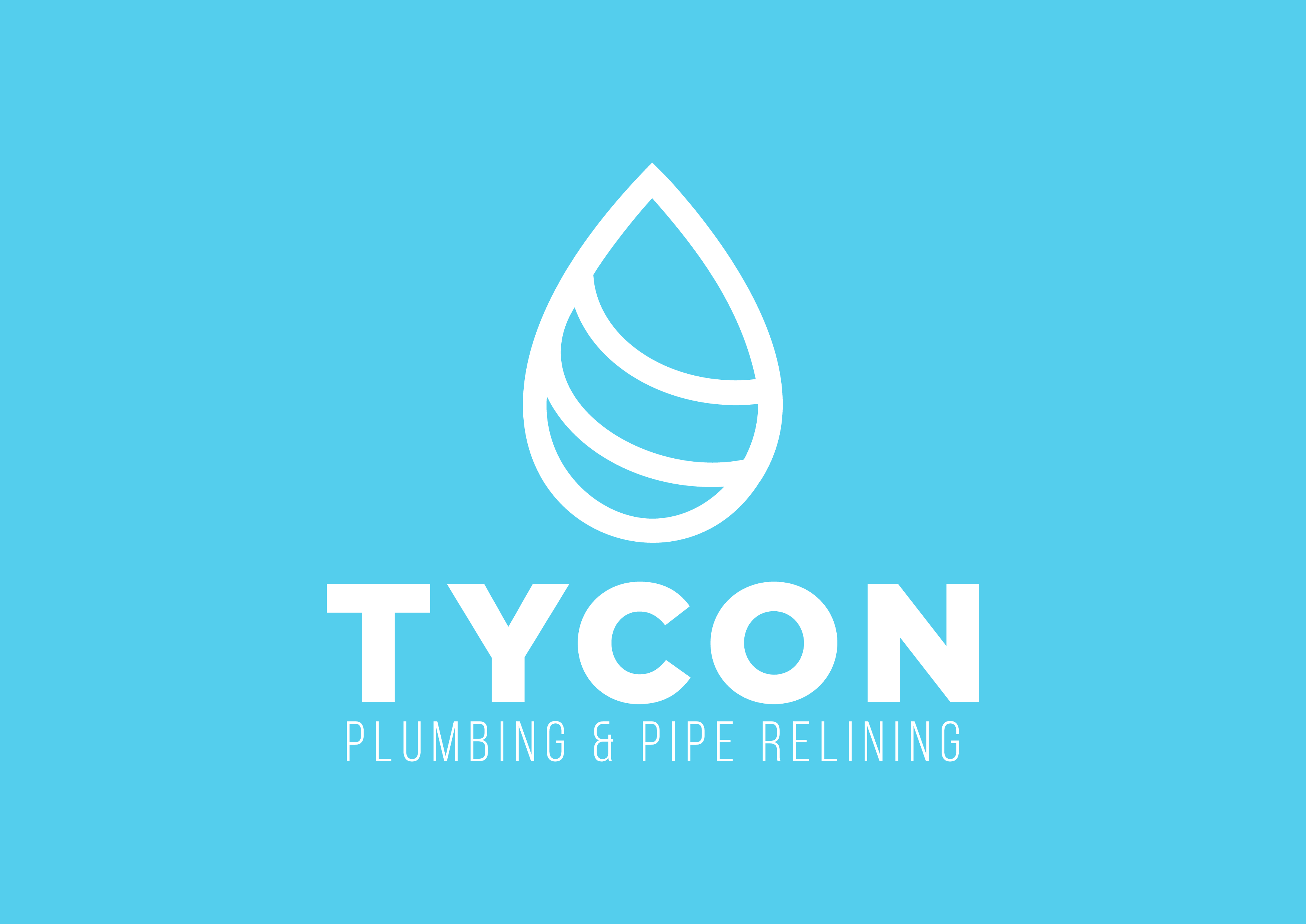Logo Design Tycon Plumbing