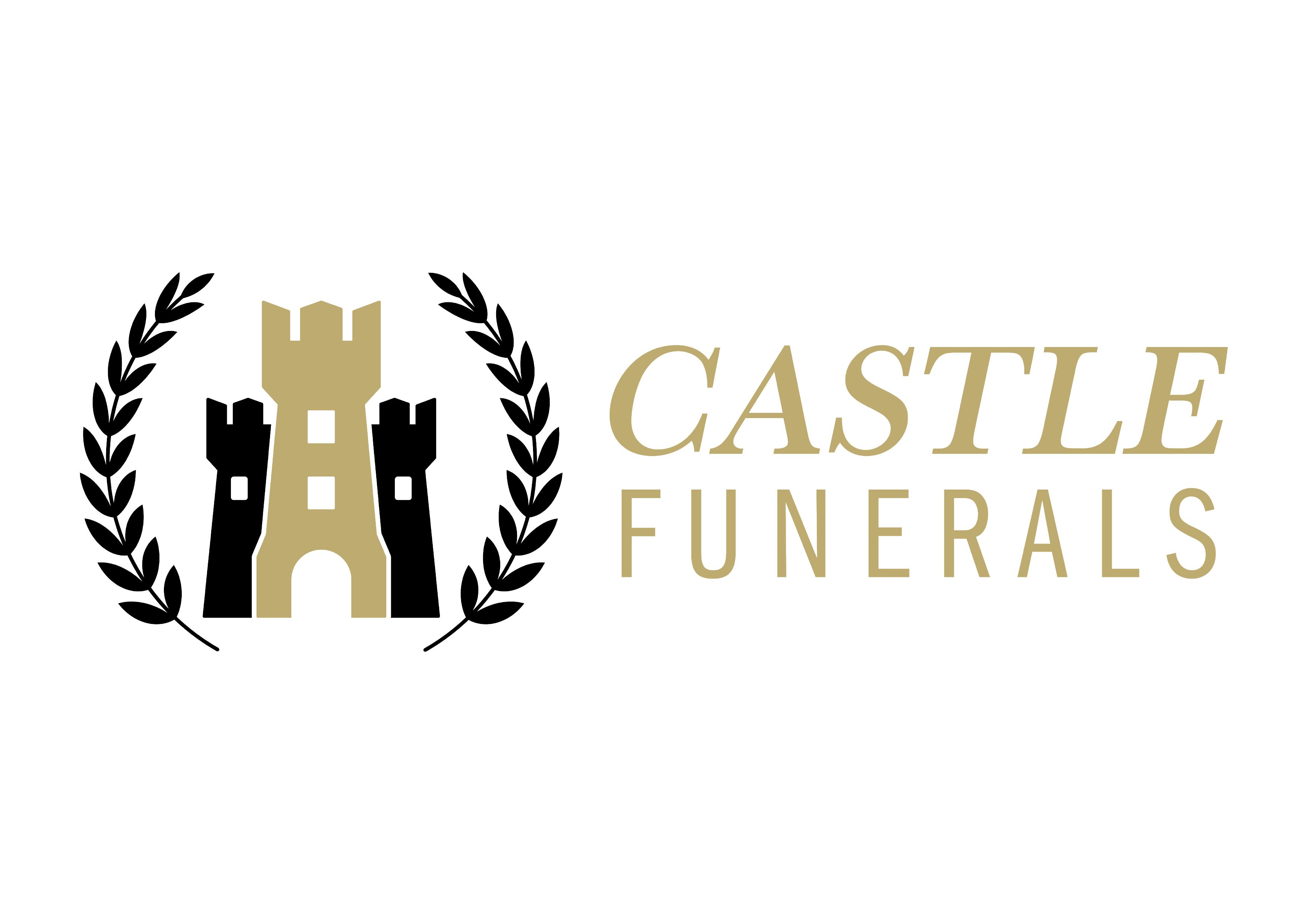 Logo Design Castle funerals