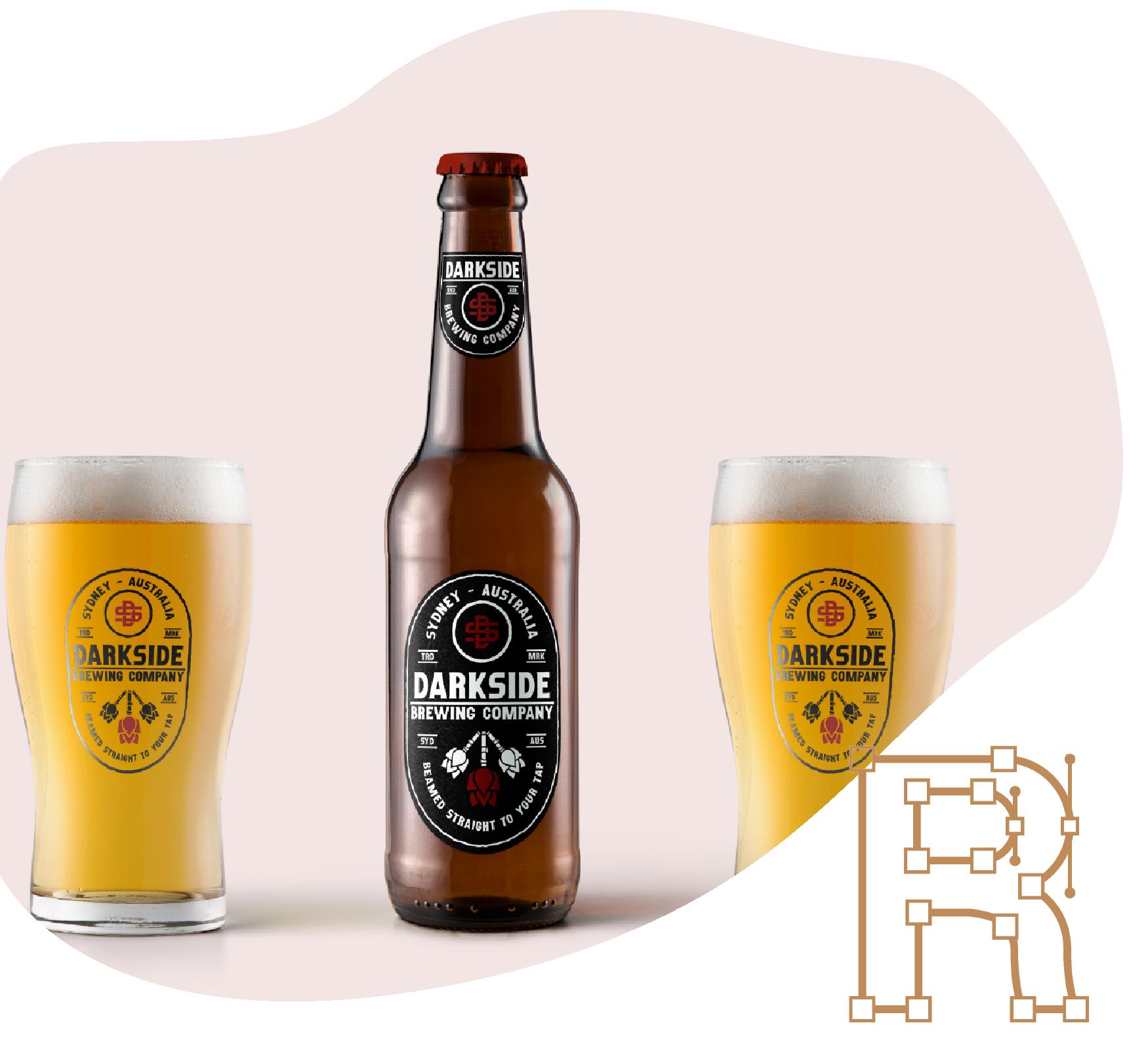 Typeface Design brewery