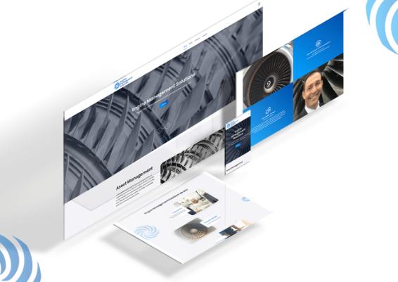 Engine Management Solutions Website Design