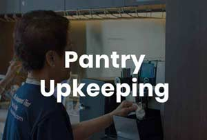 Nimbus Pantry Upkeeping Services
