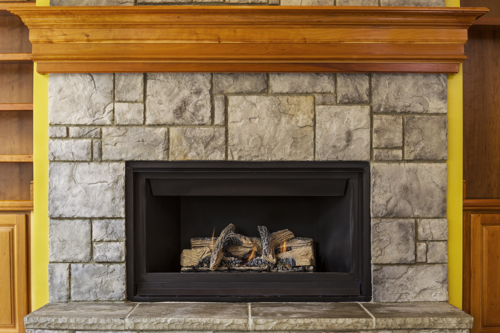 gas fireplace log sets in phoenix