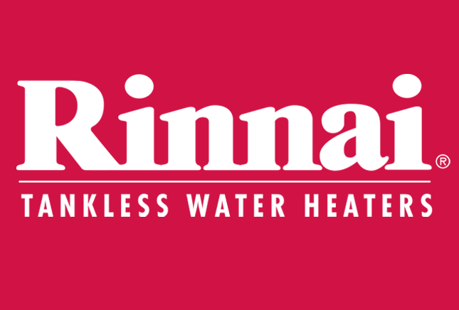rinnai tankless water heater certified