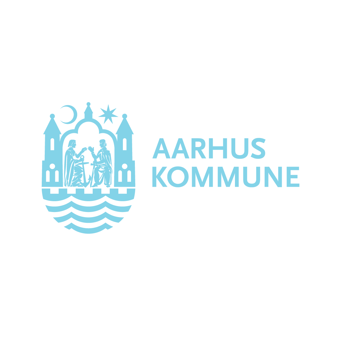 Aarhus Kommune logo - Abrella Byparaplyer