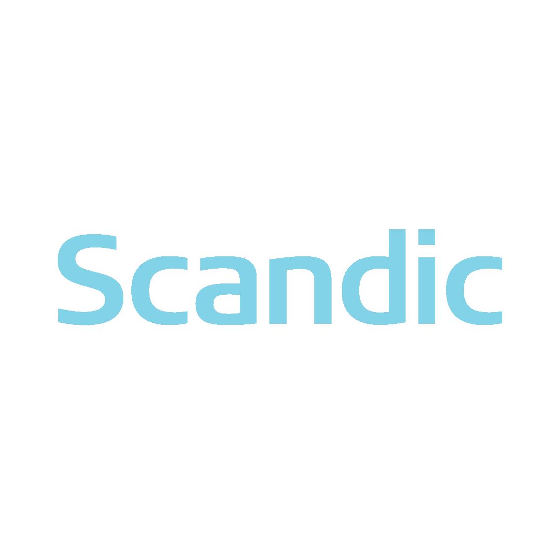 Scandic Hotels logo - Abrella Byparaplyer