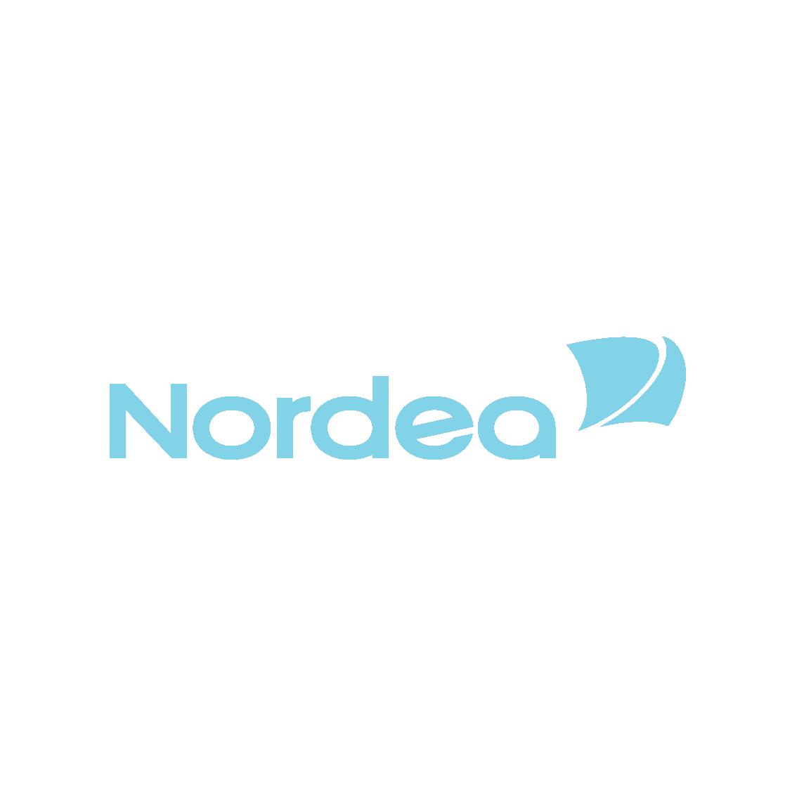 Nordea logo - Abrella Byparaplyer