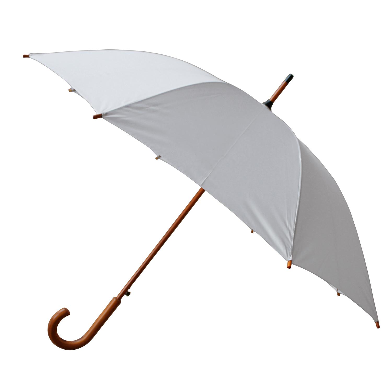 Klassisk paraply i træ