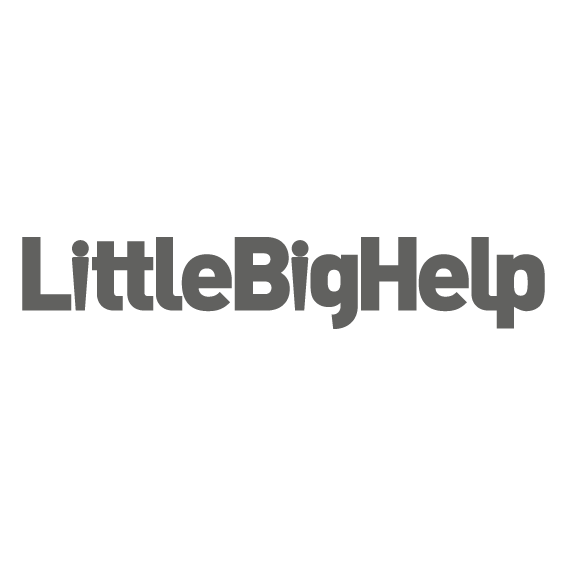 Abrella logoparaplyer - Little Big Help