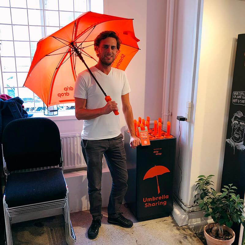 Dripdrop Instagram Aarhus Brætspilscafé - Abrella Byparaplyer