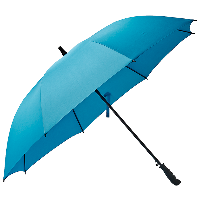 Stormsikker golfparaply