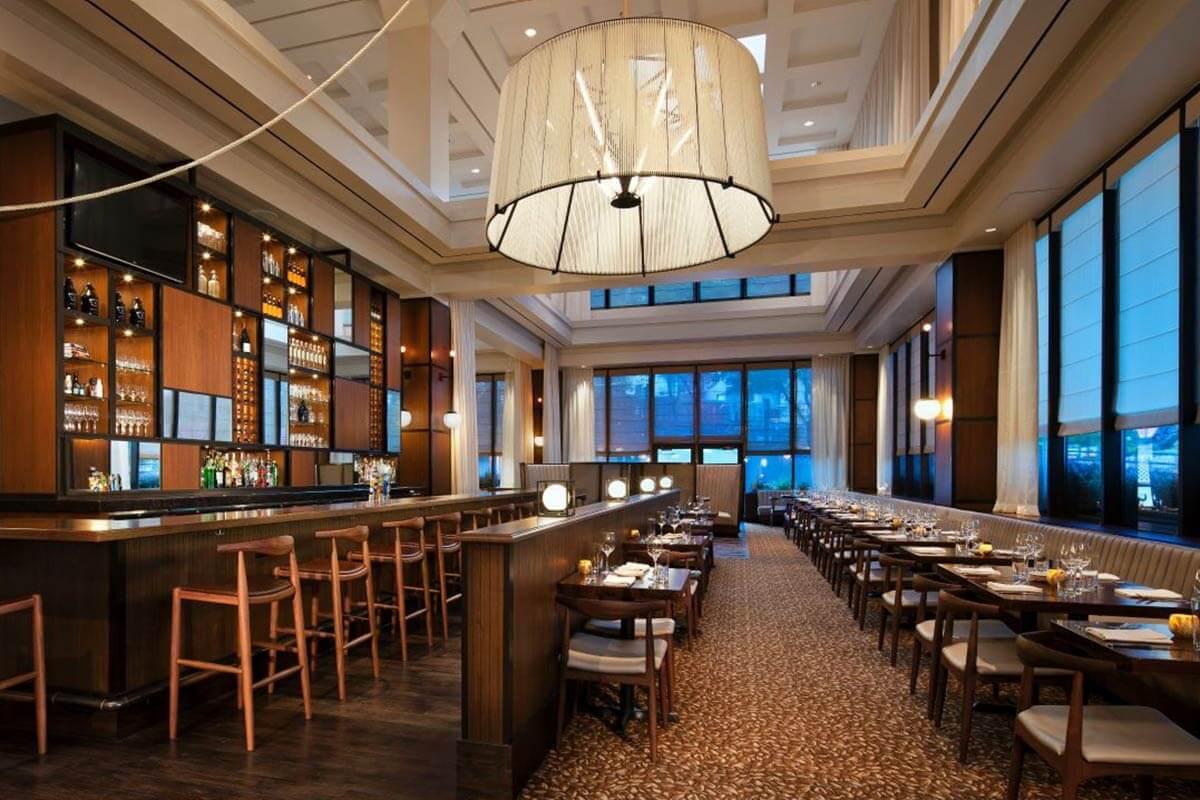 Hyatt Regency Lobby Bar