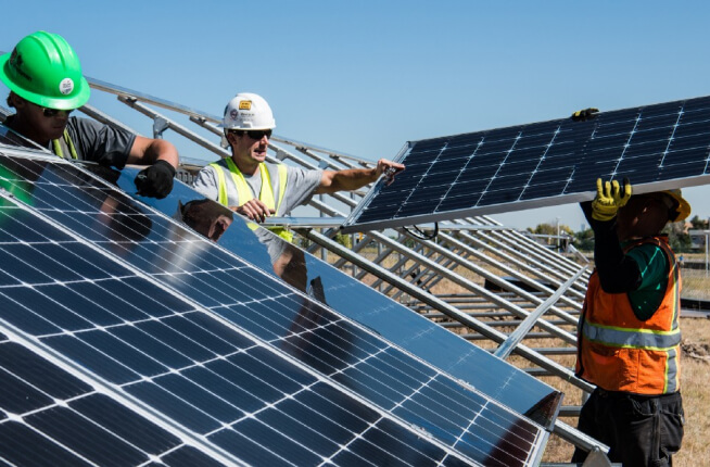 The Role of Solar Financing in the Path to Economic Recovery: Hear it from the Experts