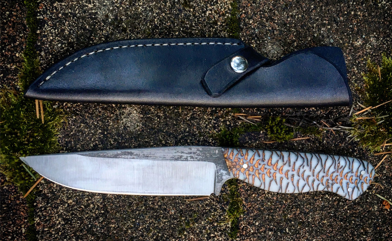 Mike Jones Knife & Tool Outdoor Knives