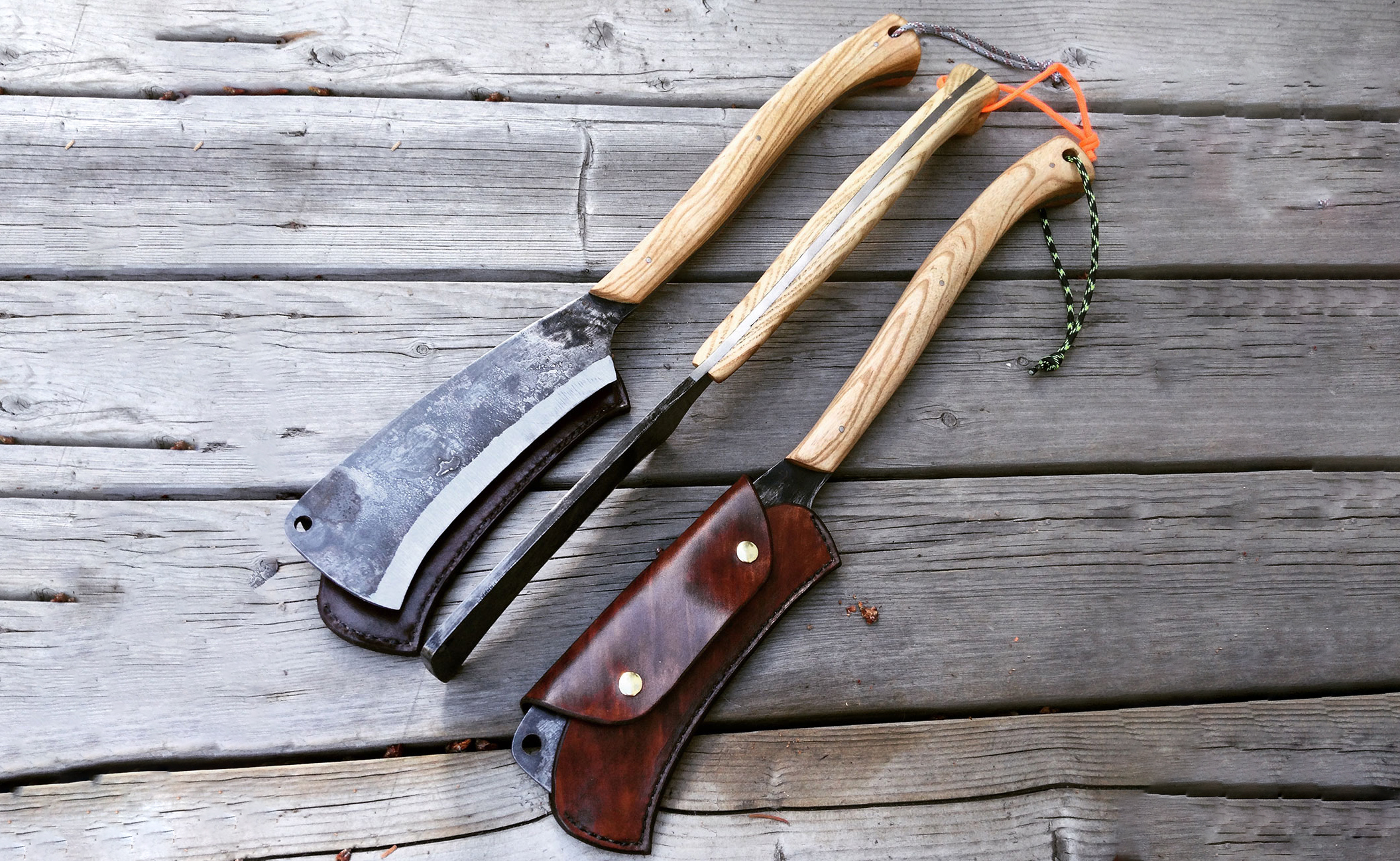Mike Jones Knife & Tool Bushfucker