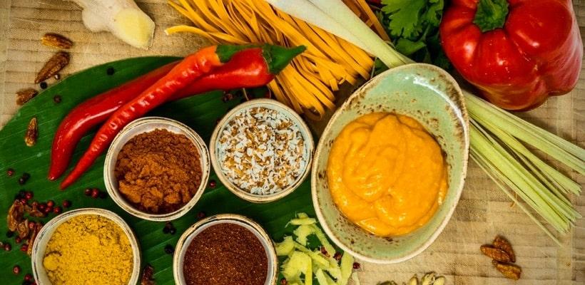 Mongos Thai Red Curry Marinade