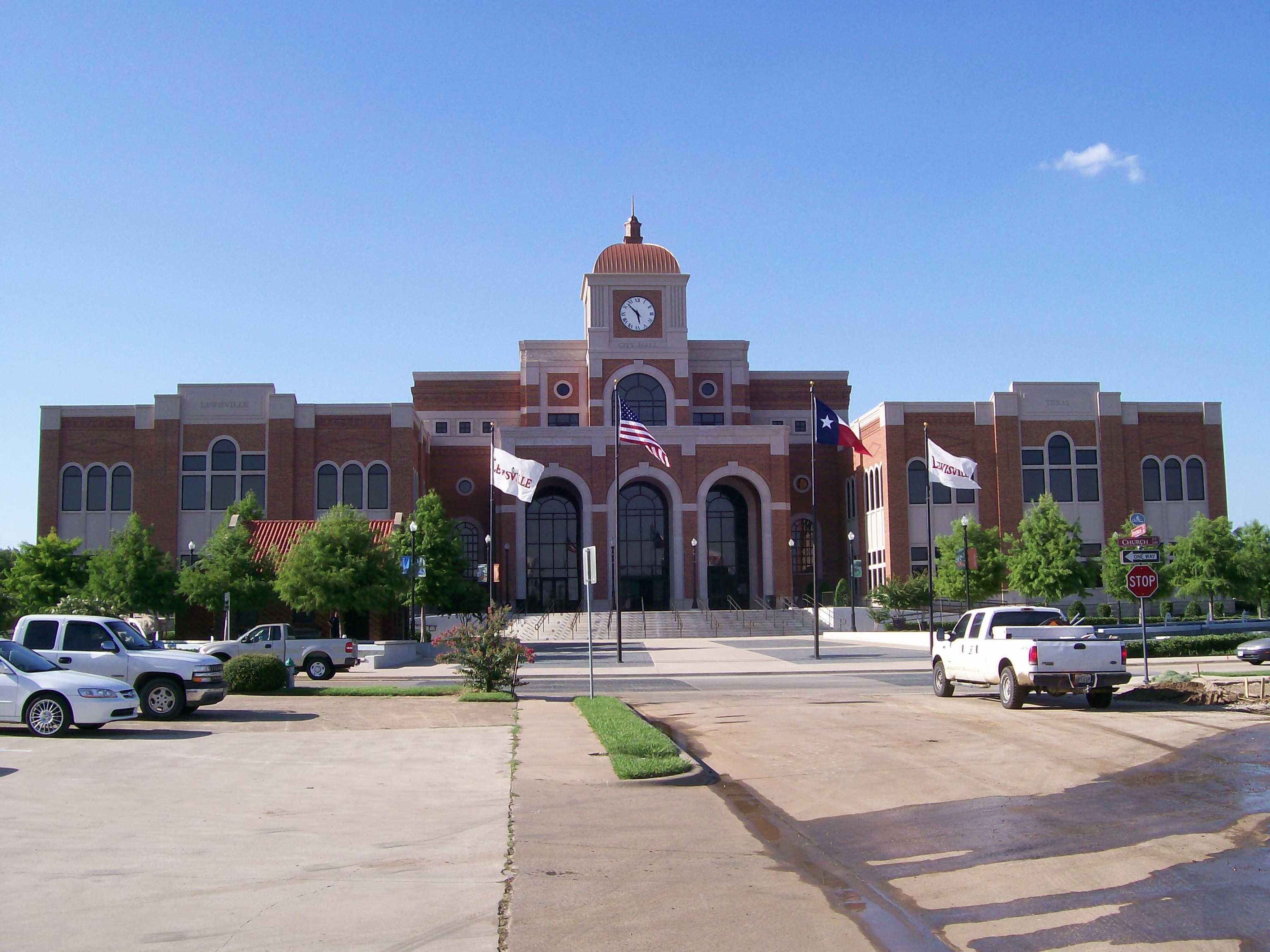 Lewisville, Texas City Hall