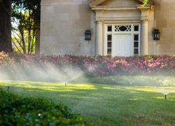 Sprinkler System Reroute