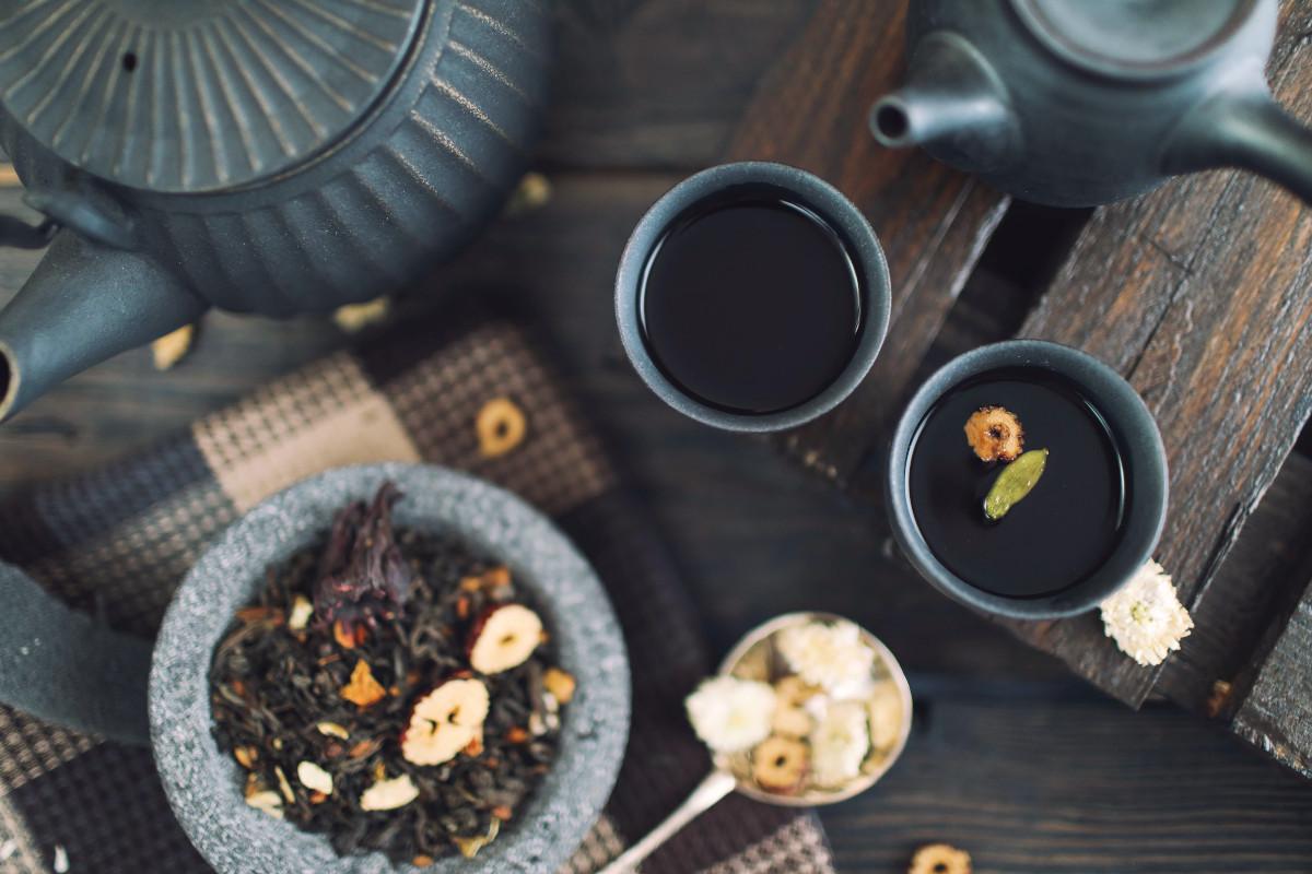 todo sobre el té negro