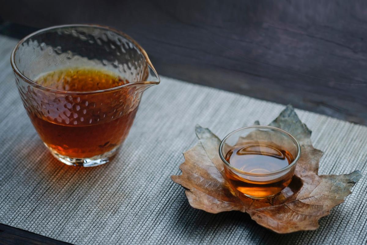 Las propiedades del té rojo