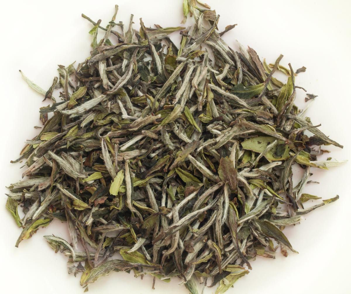 Bai Mu Dan té blanco