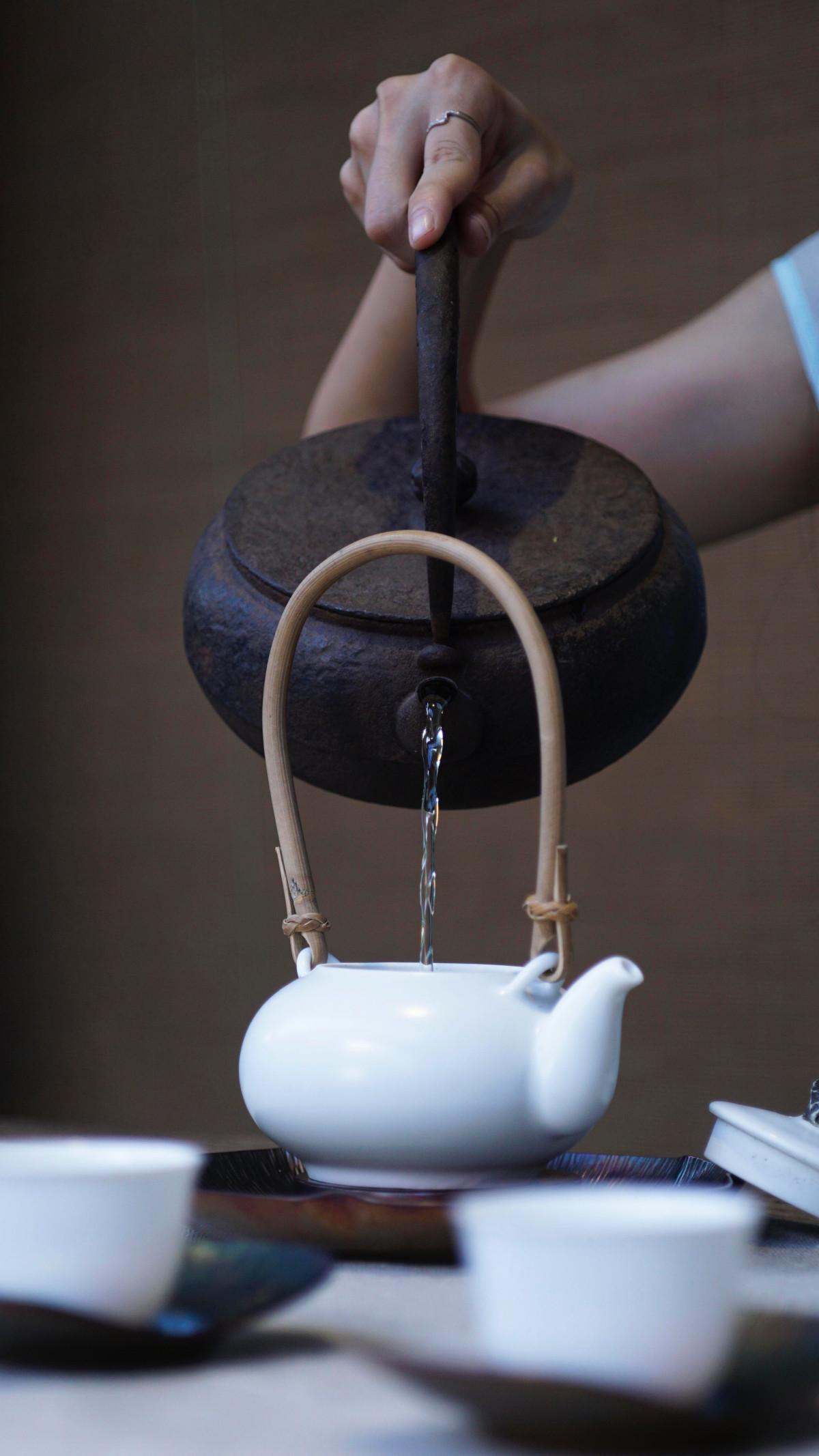 como preparar té blanco