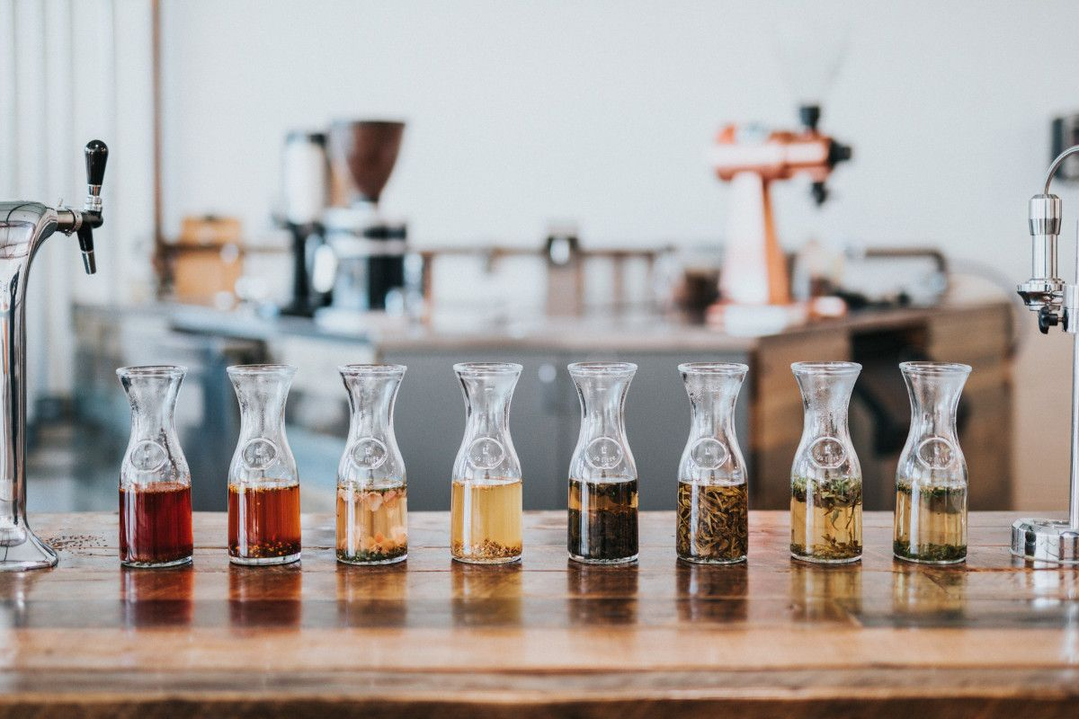 ¿Qué variedades de té existen? La guía del principiante