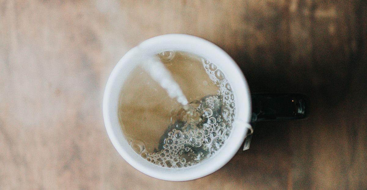 tipos de té: blanco