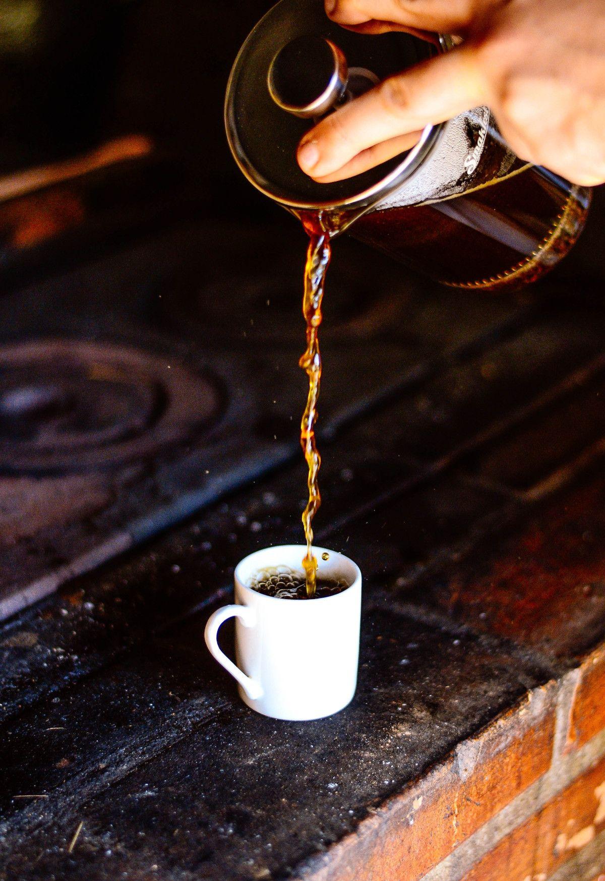 café o té para activarse