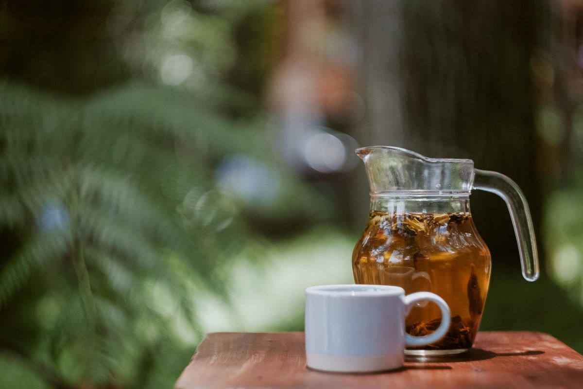 Infusionar té en frío: el método