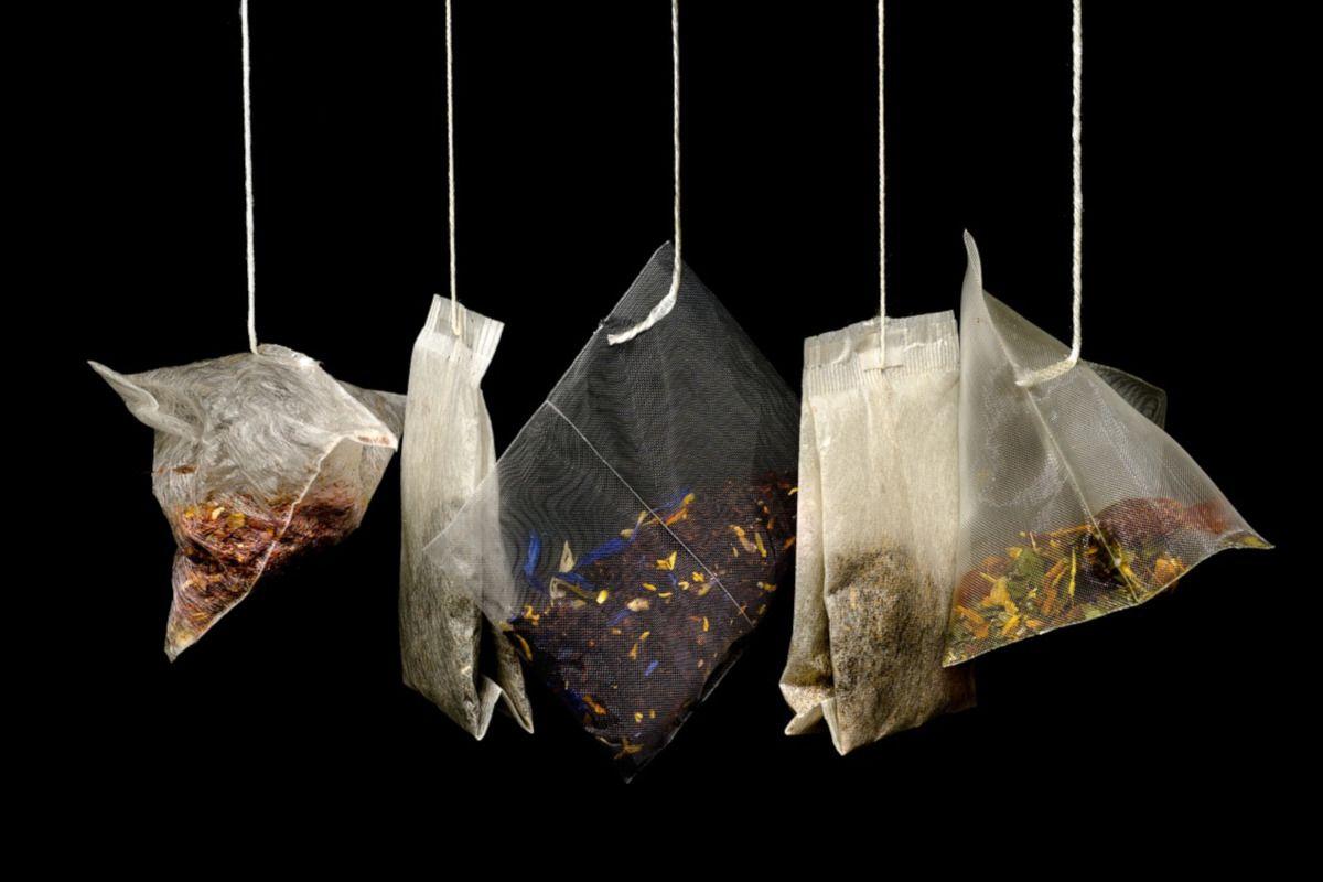 Bolsas de té o té a granel. ¿Qué es mejor?