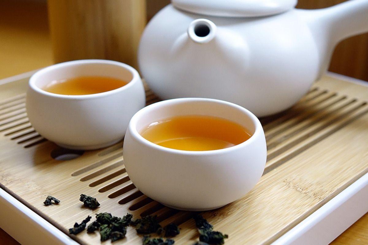 ¿Té azul o té verde? Descubre las diferencias del oolong.
