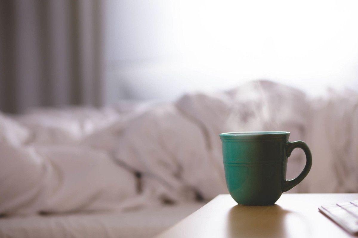 la cafeína del té