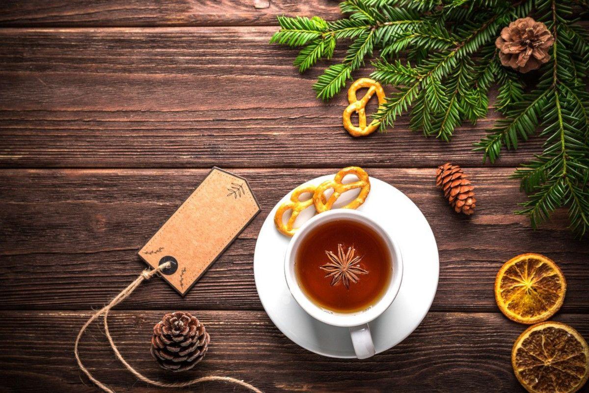 Las mejores infusiones para acompañar la Navidad