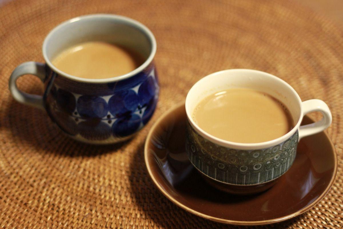 Té con leche: los secretos del clásico