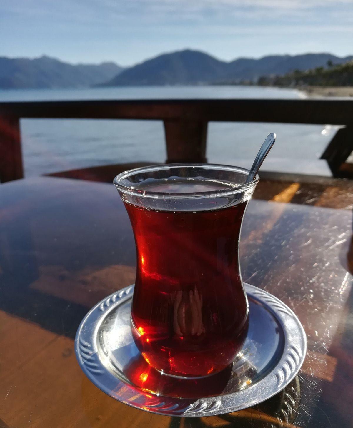té turco