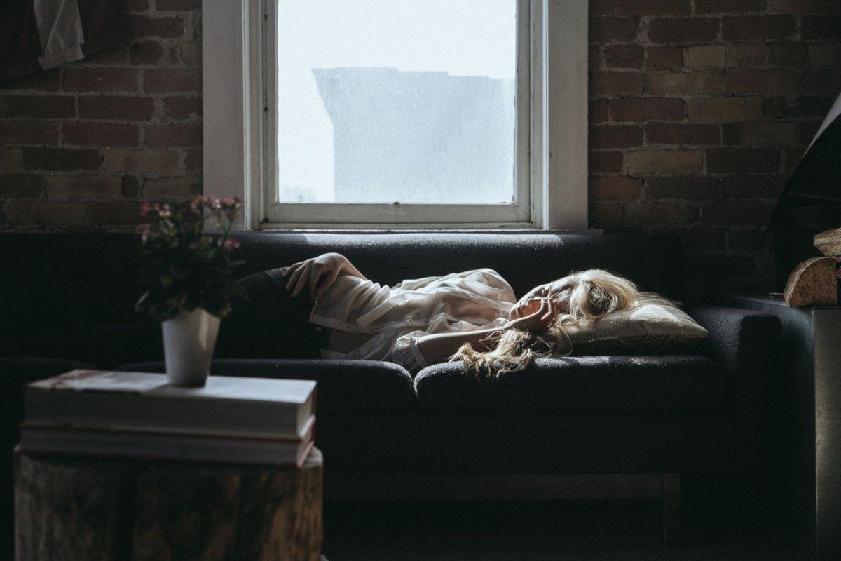 Infusiones para dormir como un bebé