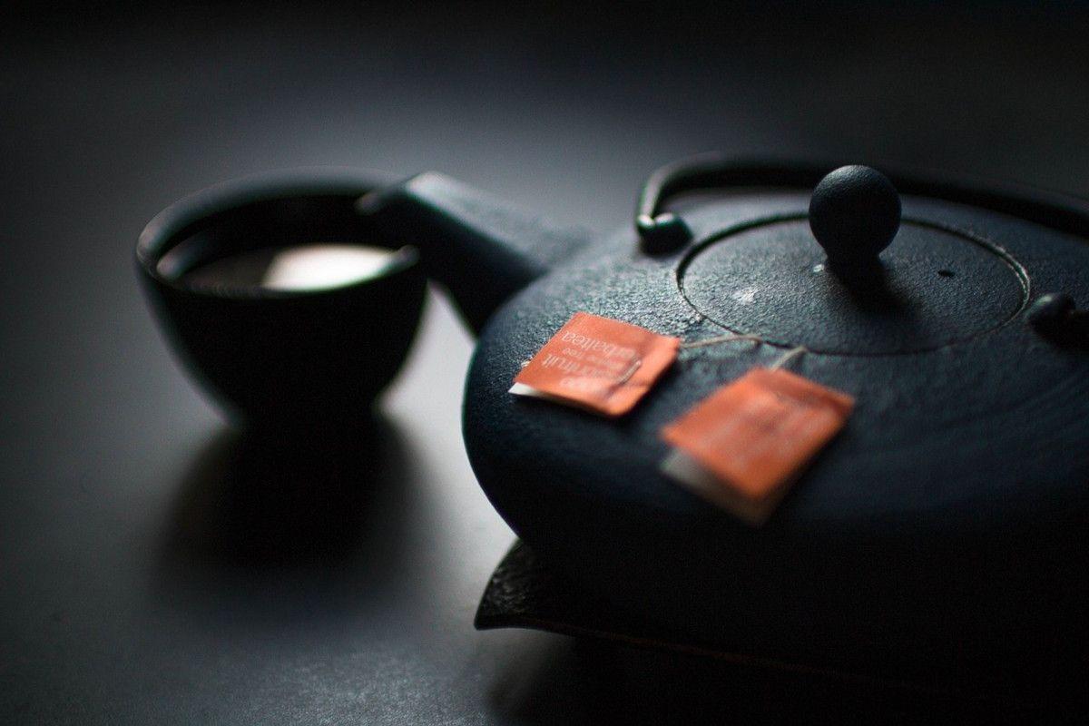 Qué propiedades tiene el té negro