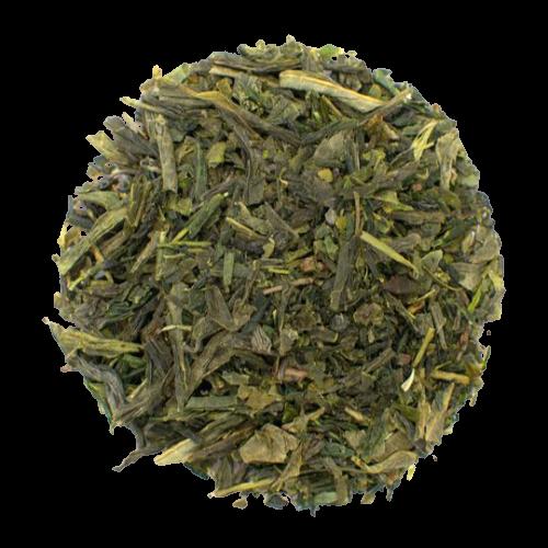 miniatura té verde sencha