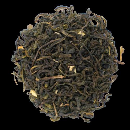 miniatura té verde jazmín