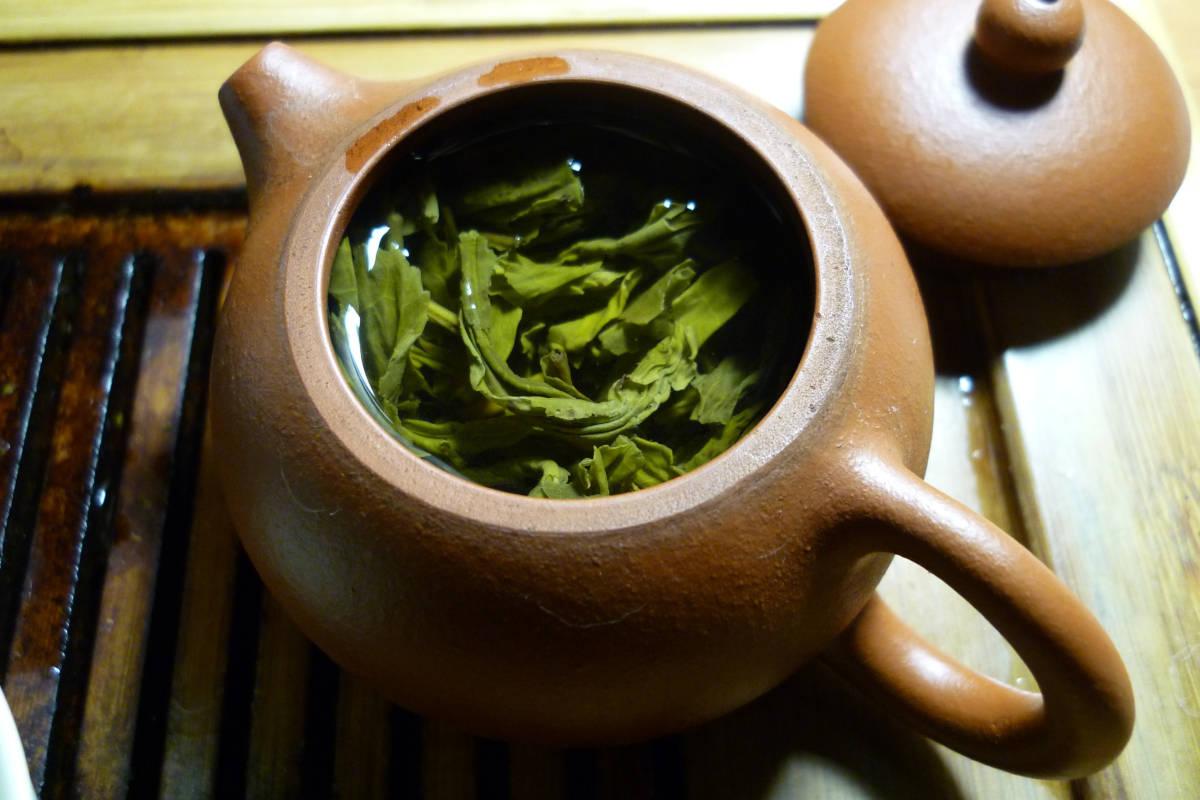 Congou, tés negros chinos de buena familia