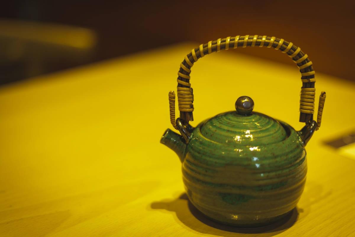 Hojicha, el té tostado japonés