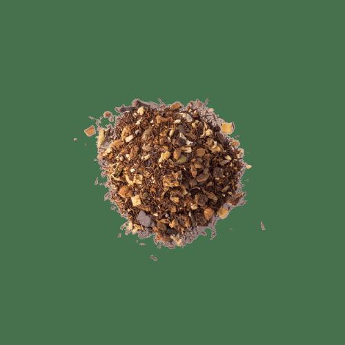Rooibos con Naranja y Chocolate Ecológico