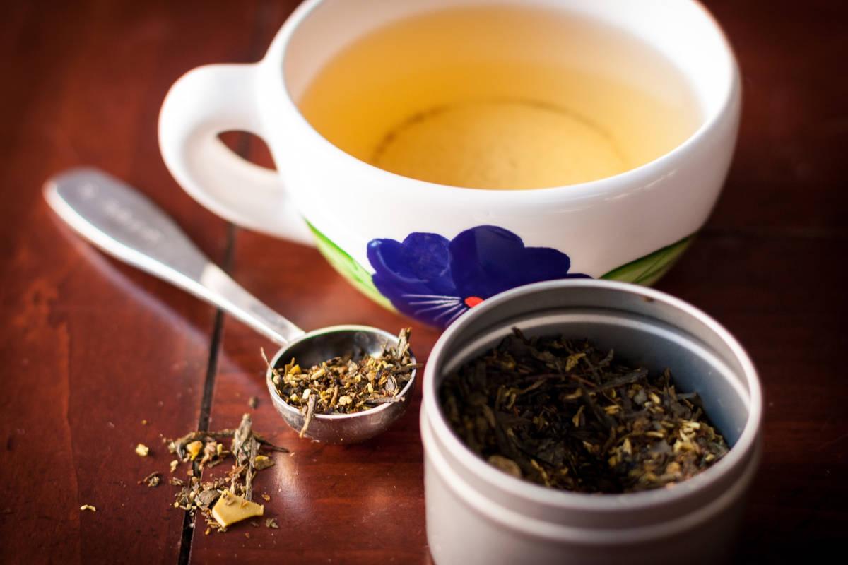 ¿Sube el té verde la tensión?