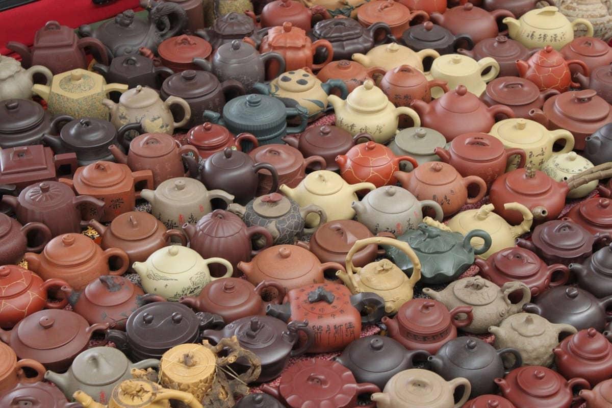 Qué son las teteras de Yixing y por qué deberías tener una